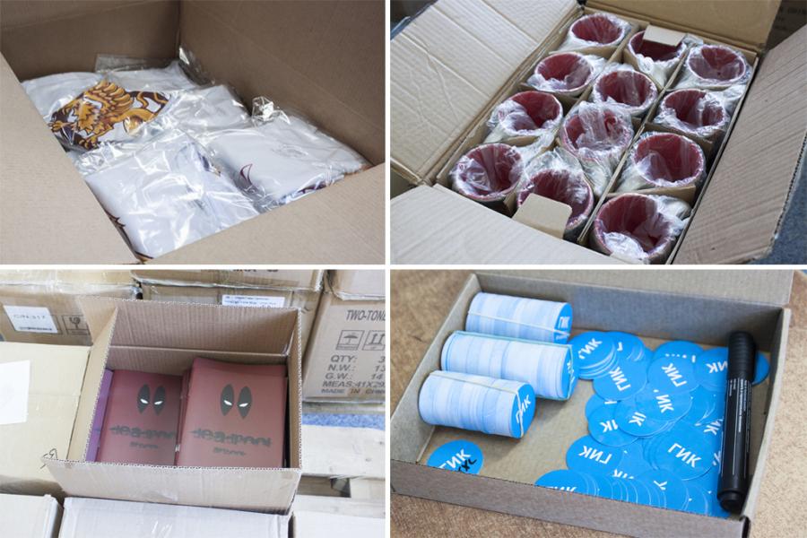 Ручная упаковка и фасовка товара в Kaizer Group